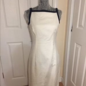 Ann Taylor White Dress